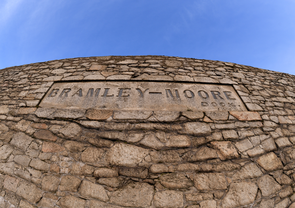 Bramley Moore Dock The People S Project